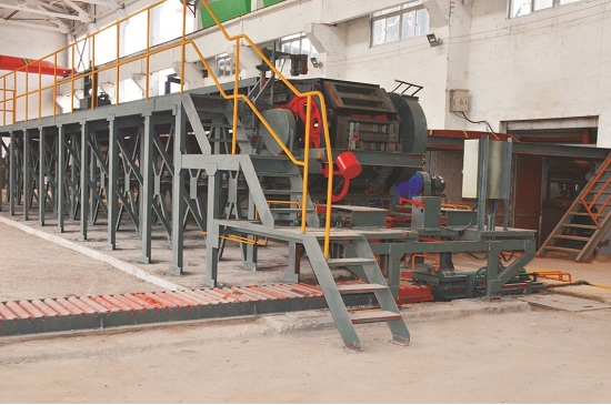 Electrolytic Lead Cast Ingot Machine Unit